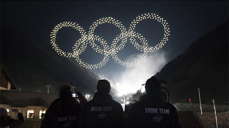 (video) Show-ul dronelor la Ceremonia de Deschidere a Jocurilor Olimpice de iarnă 2018. Cel mai grandios spectacol din istorie