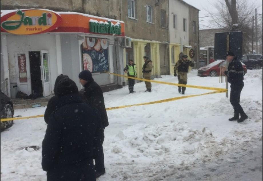 UPDATE. Explozie într-un magazin din centrul Capitalei. Poliția a venit cu noi detalii