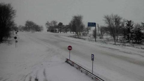 (foto) Șoferii pot monitoriza starea drumurilor cu ajutorul camerelor instalate pe traseele naționale