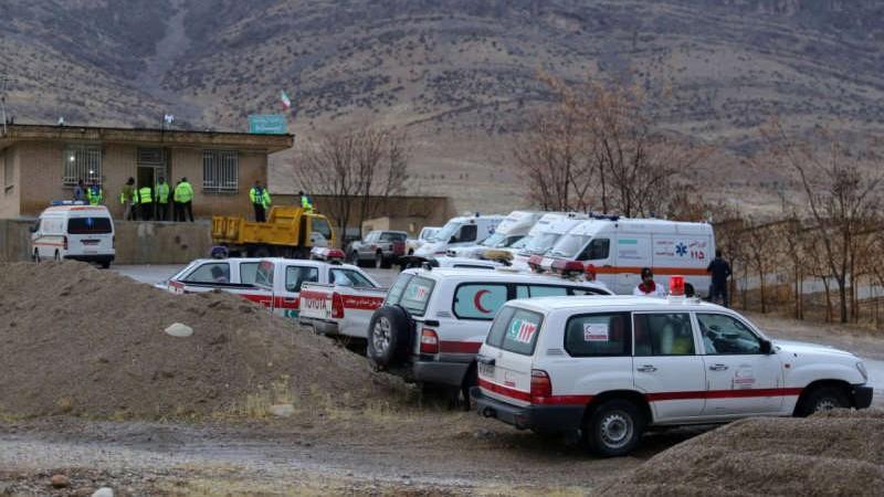 Un avion privat s-a prăbușit în Iran. Unsprezece persoane și-au pierdut viața