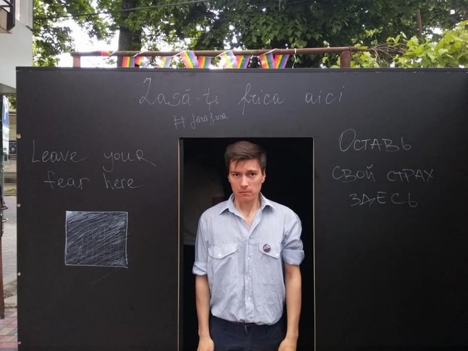 (video) Salut, mă numesc Andrei și sunt gay. Primul Coming Out al unui tânăr din Găgăuzia