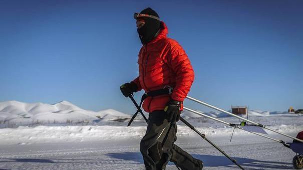 600 de km în condiții extreme. Cel mai greu maraton de pe planetă este condus detașat de un român