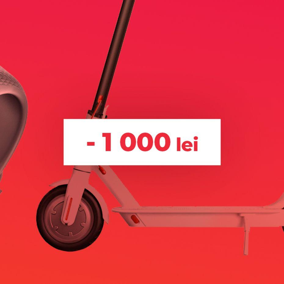 3 - Xiaomi Electric Scooter