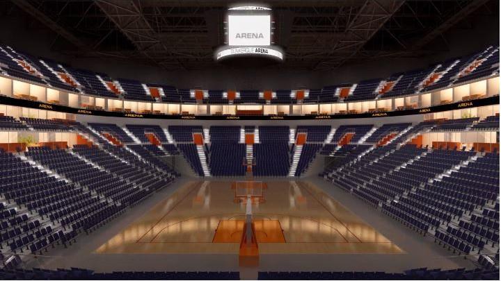 Prea scumpă pentru francezi, dar bună pentru moldoveni. Proiectul arenei propuse de PDM a fost evaluat de francezi la 112 milioane de euro în 2014