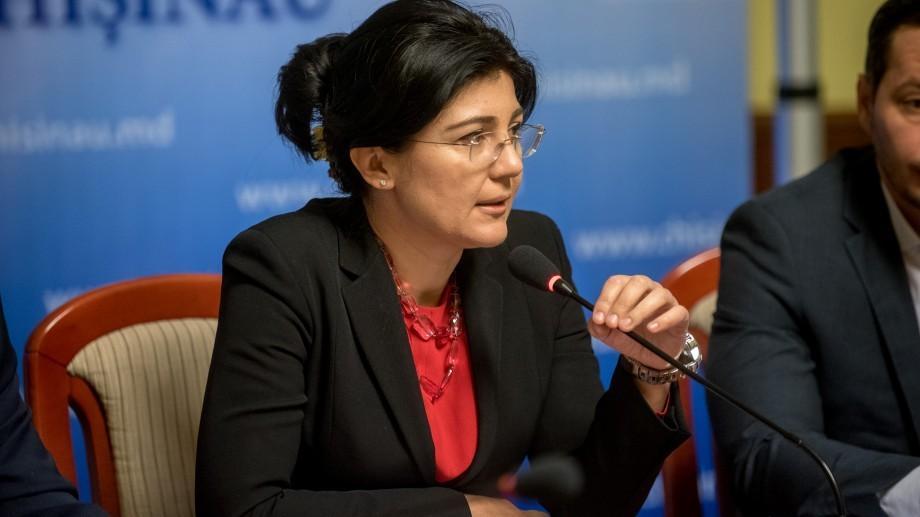 Silvia Radu a declarat că dacă va candida la alegerile locale din Chișinău, va fi candidată independentă neafiliată unui partid