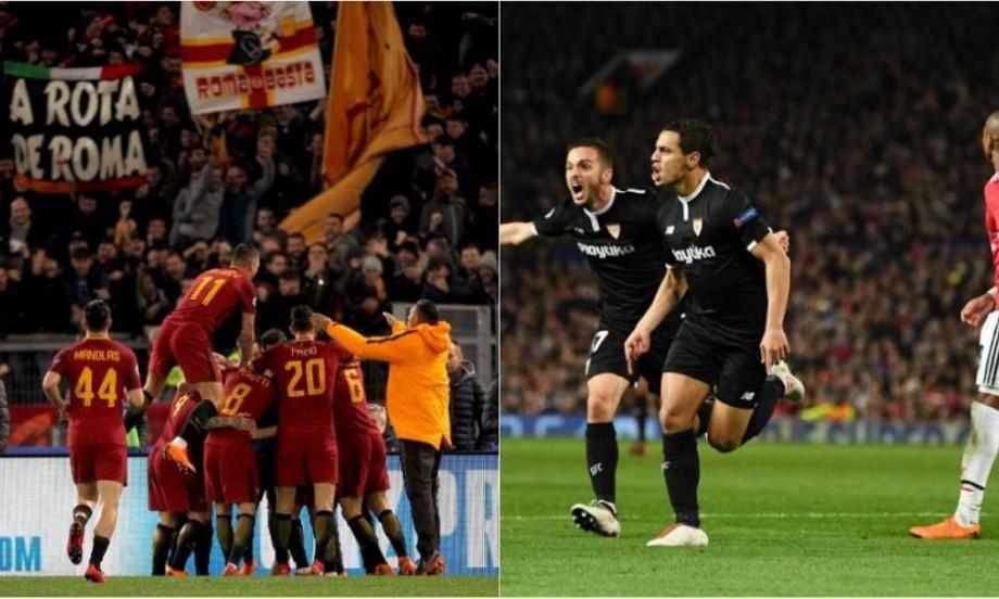 (video) Ben Yedder reușește dubla și merge cu Sevilla în sferturile de finală a UEFA Champions League
