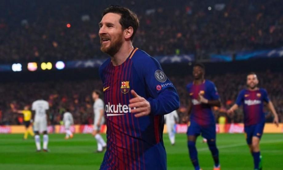 (video) Barcelona ajunge în sferturi: Messi marchează cel mai rapid gol în carieră și al 100-lea în UEFA Campions League