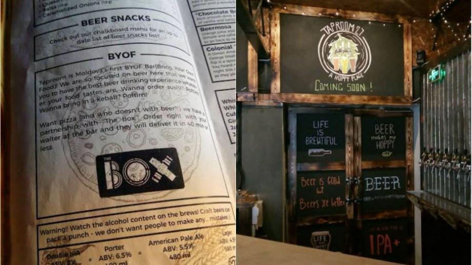 (foto) Vrei kebab? Poftim! Conceptul BYOF la Chișinău: Primul local care îți permite să vii cu propria mâncare