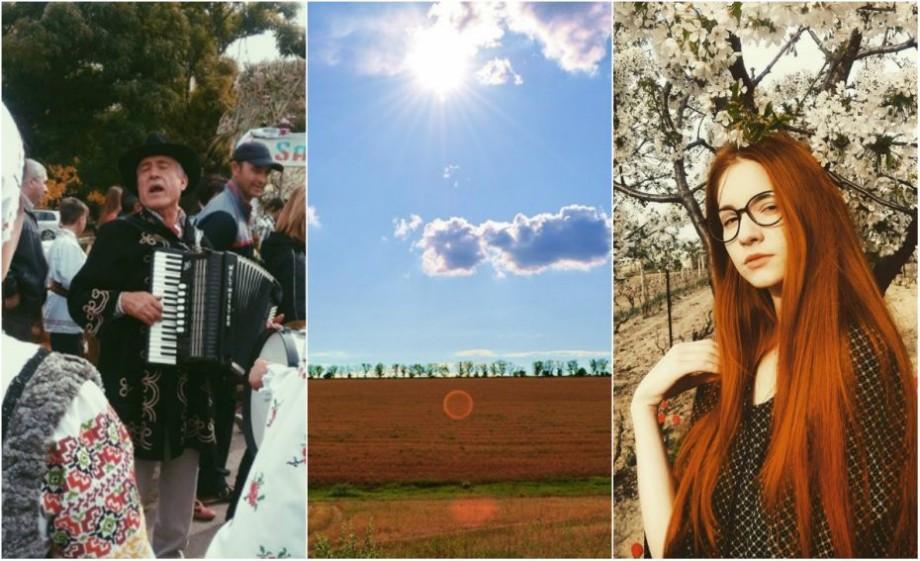 (foto) Moldova, văzută prin filtrele de pe Instagram. Basarabeasca – regiunea cu mult soare și oameni frumoși