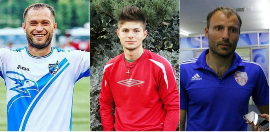 (foto, video) Hromțov, Ciofu și Obleac. Top 5 fotbaliști din Moldova care evoluează în campionatele internaționale. Partea 1