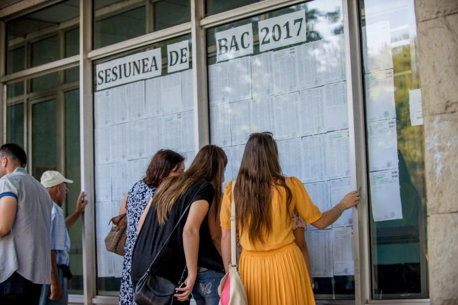 BAC 2018: Pentru examenul din acest an au fost instituite 92 centre de bacalaureat