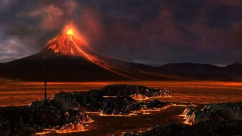 (video) Geofizicienii au înregistrat pentru prima dată sunetul tunetului unui vulcan
