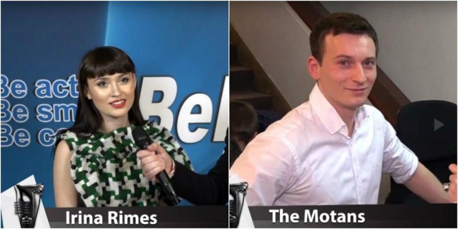 (video) The Motan, Carla's Dreams și Irina Rimes au câștigat trei trofee la Premiile Muzicale Radio România 2018