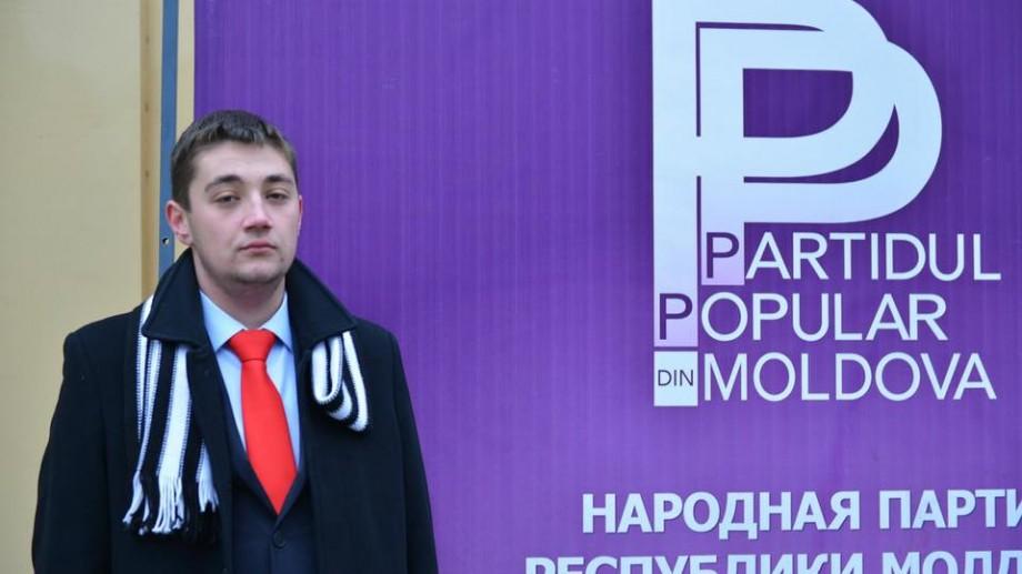 Partidul Popular din Moldova și-a înaintat candidatul la funcția de primar al municipiului Chișinău. Cine este acesta