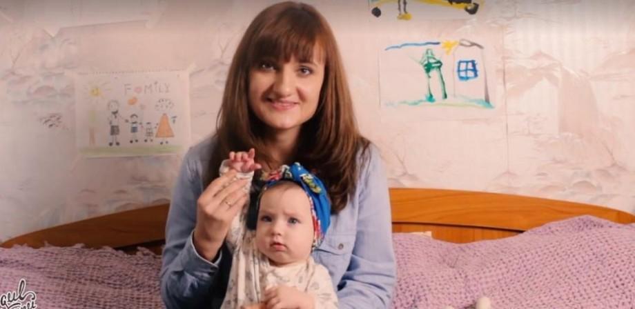 (video) Albastru ori roz? Alina Andronache ruinează stereotipurile și explică care este legătura dintre aceste două culori și sexul copilului