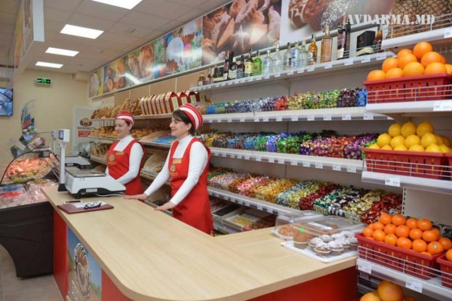 (foto) Într-un sat din UTA Găgăuzia a fost deschis primul magazin self-service. Cum arată acesta