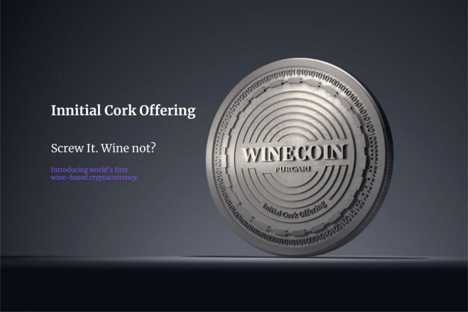 Vinăria Purcari lansează WineCoin, prima crypto-valută din lume cu echivalent în vin