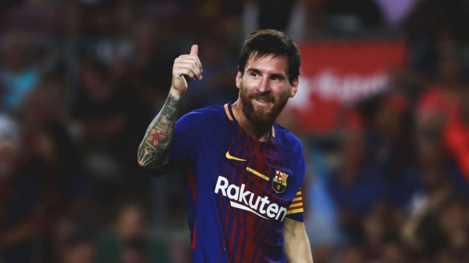 Lionel Messi a fost numit ambasador pentru Turism Responsabil al Organizaţiei Mondiale a Turismului