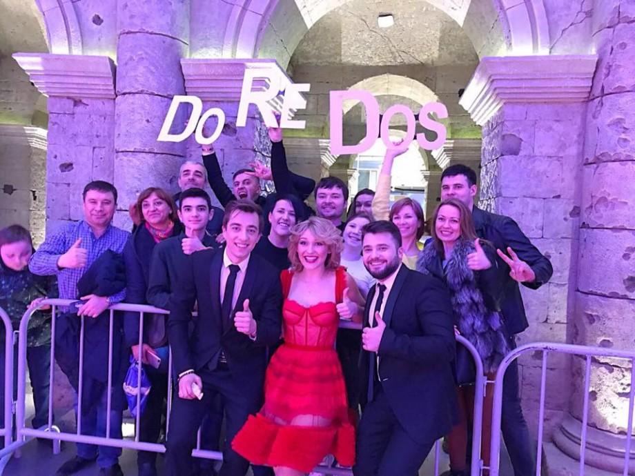 (video) Filip Kirkorov a prezentat grupul DoReDoS la Moscova în cadrul unui eveniment de amploare