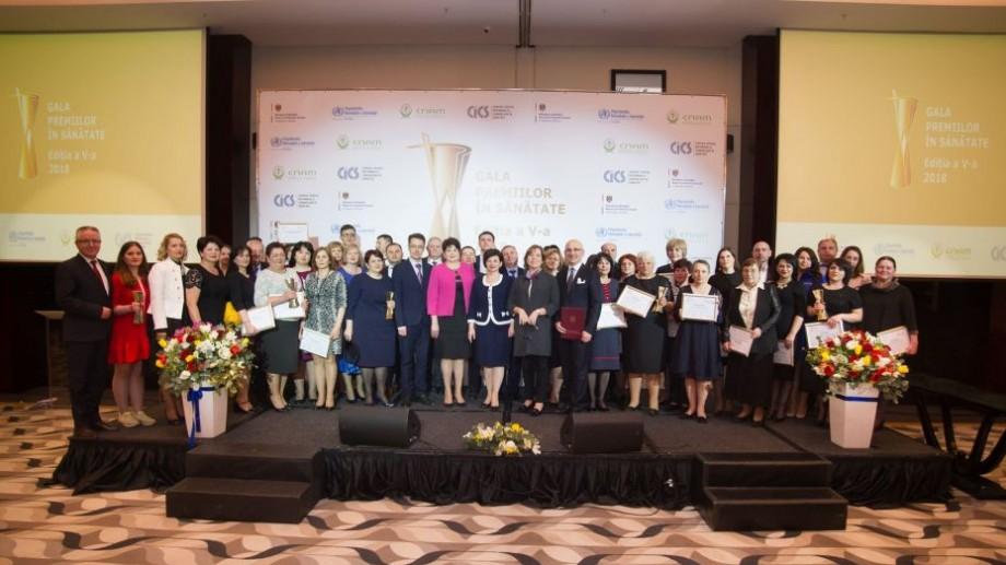 Gala Premiilor în Sănătate 2018. Cine sunt câștigătorii ediției din acest an
