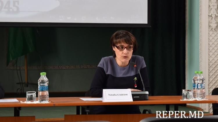 """Universitatea de Stat """"Alecu Russo"""" din Bălți și-a ales rectorul. Pentru prima dată în istorie, USARB va fi condusă de o femeie"""