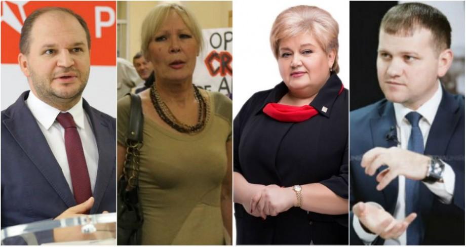 (doc) Care sunt CV-urile tuturor candidaților care vor participa la alegerile locale din Chișinău