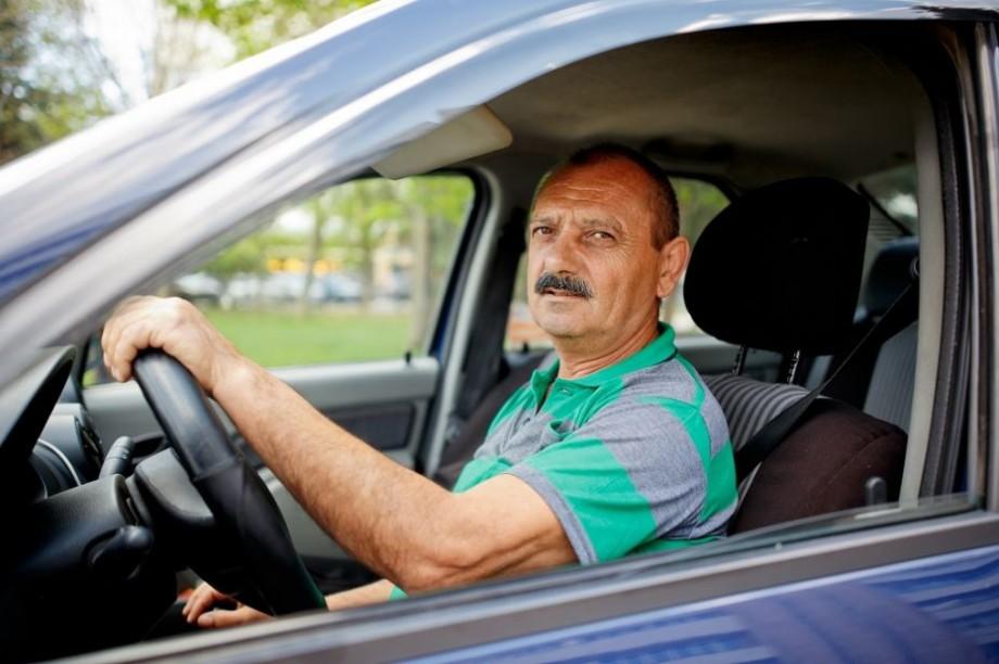 """(foto) Oameni demni de respect. Gheorghe Dicusar: """"Drumul este viața mea și asta îmi ocupă tot timpul"""""""