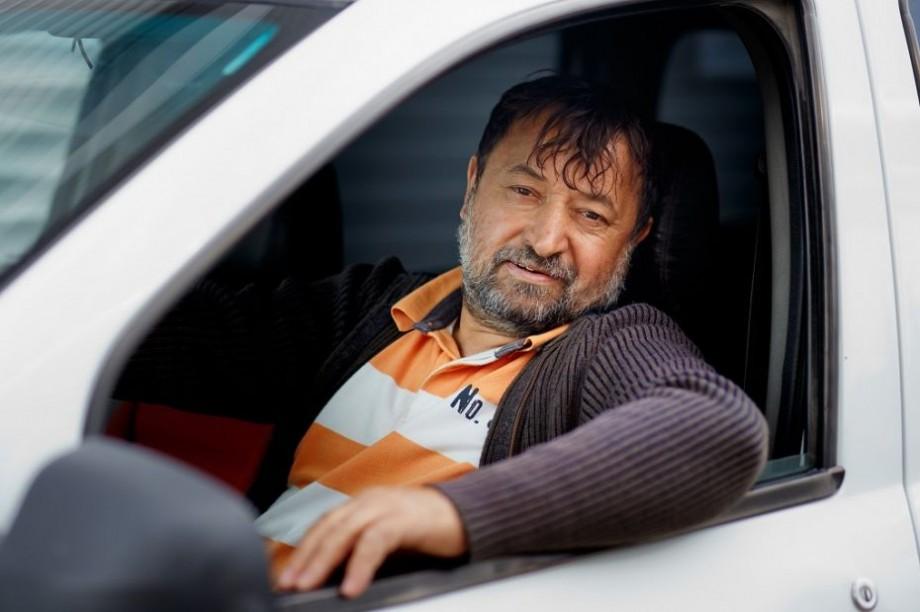 """(foto) Oameni demni de respect. Mihai Lungu: """"Am un brand în viața mea, să fiu OM"""""""