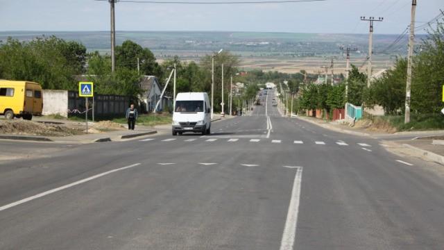Drumul de ocolire al municipiului Cahul a fost inaugurat. Reabilitarea porțiunii de 2.6 km a costat 38 milioane de lei