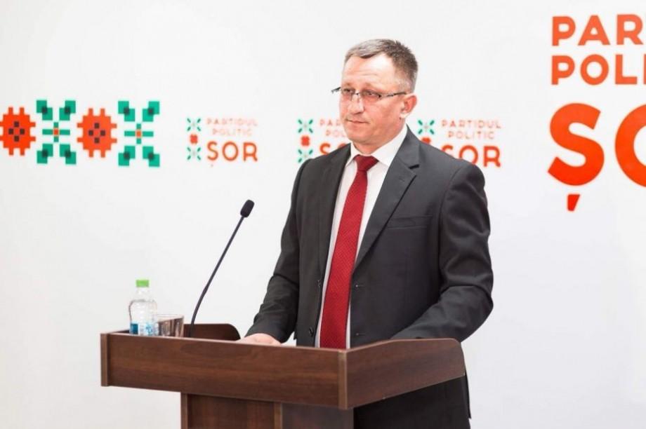 Partidul Șor și-a anunțat candidatul și programul electoral pentru alegerile locale de la Bălți