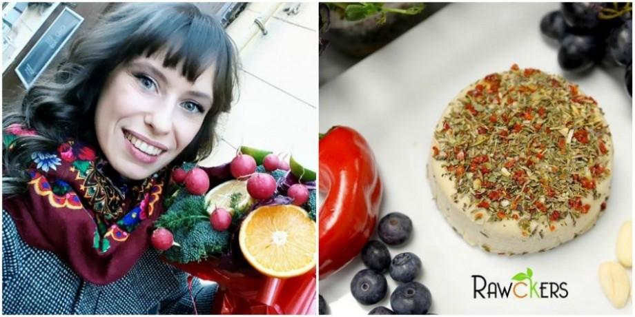 (foto) O moldoveancă împreună cu soțul său deschid prima fabrică de brânză raw-vegană din România