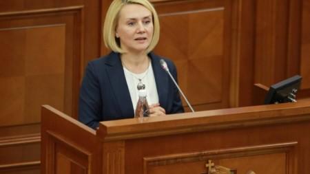 (foto) Cum arată pe Instagram primara interimară Silvia Radu. Primul edil al Chișinăului care alege să se promoveze pe această rețea de socializare
