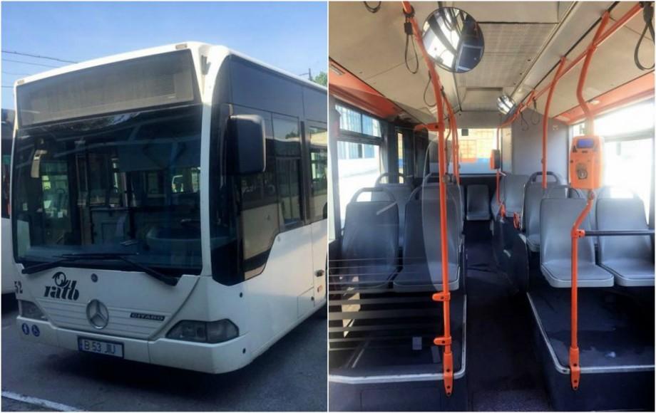 (foto) Autobuzele donate de Primăria municipiului București vor ajunge în această săptămână la Chișinău. Pe ce traseu vor circula