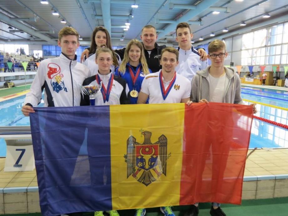 (foto) Cinci sportivi moldoveni au obținut medalii la turneul Grand Prix Niovi 36. Cine sunt aceștia