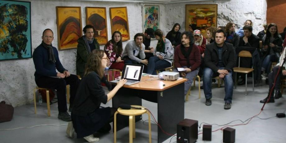 (foto) Artiștii vizuali din Moldova pot participa la un atelier de lucru intro-disciplinar. Cum te înregistrezi