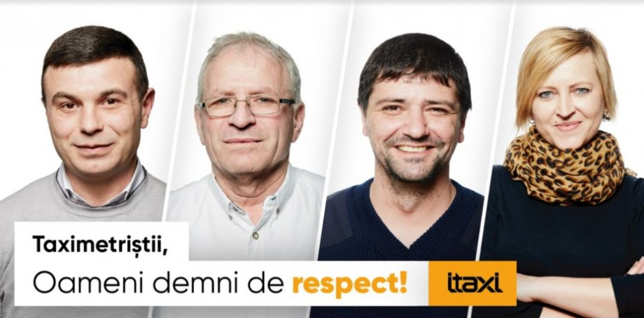 """(video) Să readucem bunul simț în trafic: iTaxi lansează campania """"Oameni demni de respect"""" – istorii de viață ale taximetriștilor"""
