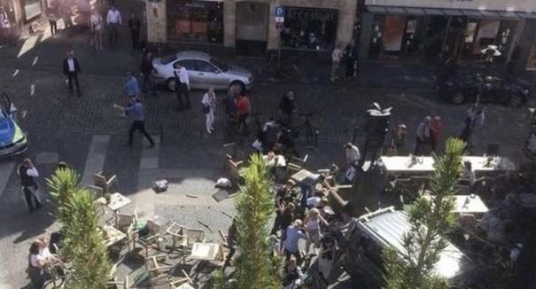 Autorul atacului din orașul Munster este un cetățean german. Acesta ar fi avut probleme psihice