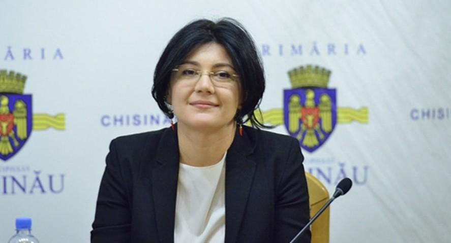 Silvia Radu va începe de mâine colectarea semnăturilor pentru a candida la alegerile locale din Chișinău