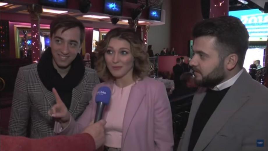 (video) Trupa DoReDos a oferit un interviu în limba engleză organizatorilor Eurovision. Ce așteptări au reprezentanții Moldovei