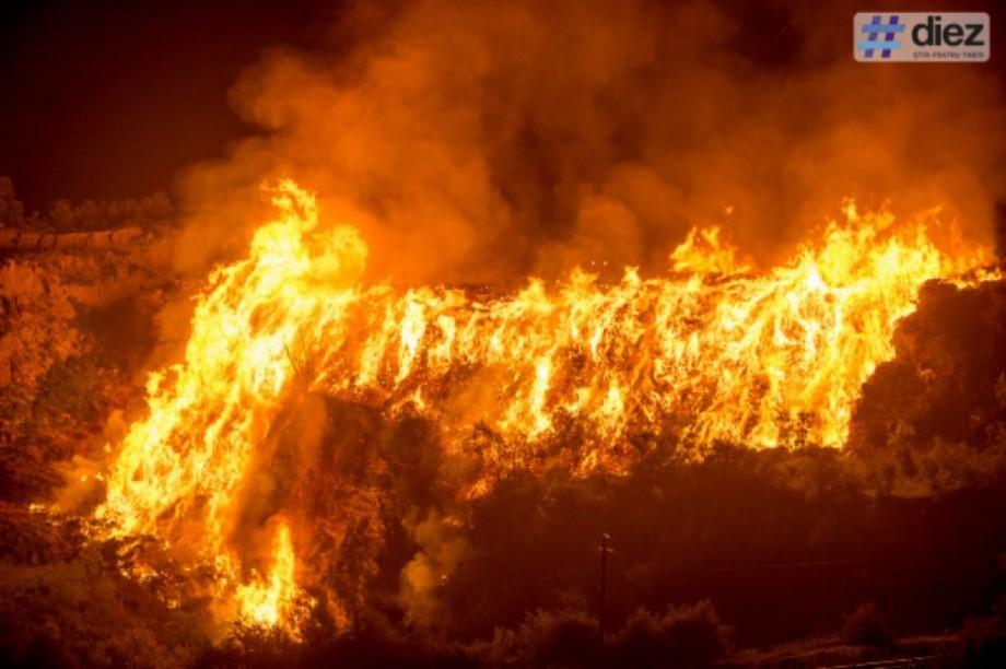 17 focare de vegetaţie au fost stinse de pompieri. Salvatorii au intervenit peste 30 de ha de pământ