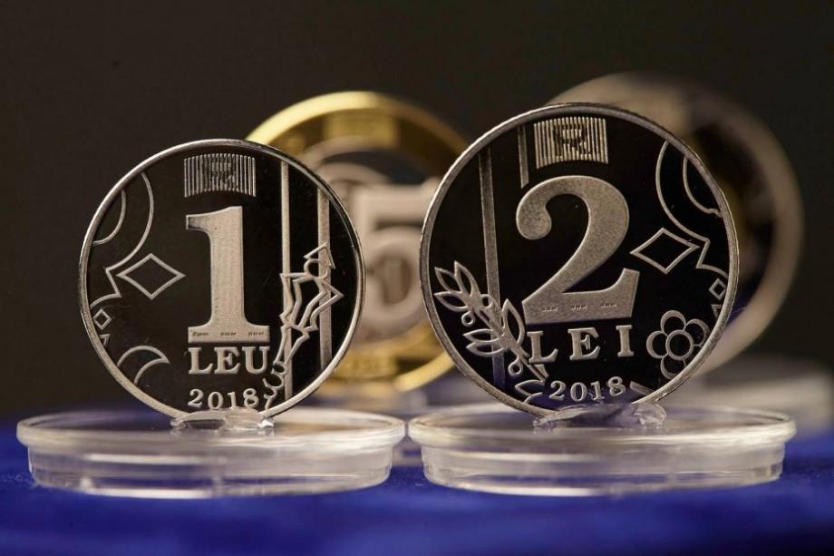 BNM a pus în circulație monedele de 1 și 2 lei. Până la sfârșitul anului urmează să fie lansate și cele cu valoarea de 5 și 10 lei