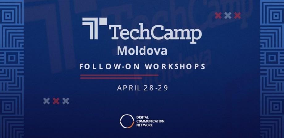 Workshop pentru noua generație de jurnaliști.Cine sunt trainerii de la Techcamp