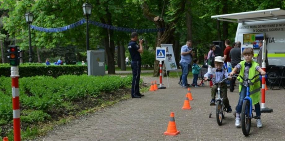 """Încep lucrările de amenajare a parcului """"Valea Trandafirilor"""". Vor fi evacuate toate gheretele și unităţilor de comerţ ambulant"""
