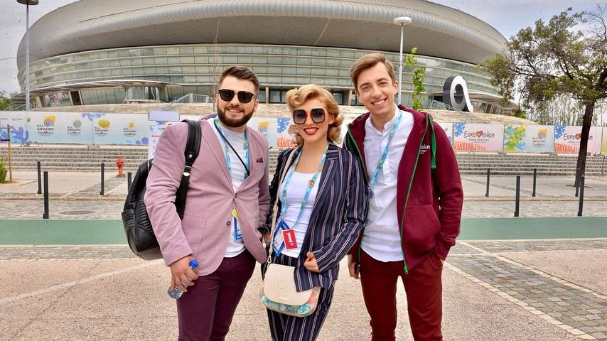 (video) Care sunt impresiile trupei DoReDoS de la Eurovision 2018. Au promis că se vor întoarce peste câțiva ani