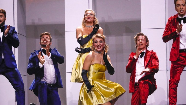 (live video) Urmărește acum în emisie directă finala concursului Eurovision 2018. Moldova va evolua sub numărul 19
