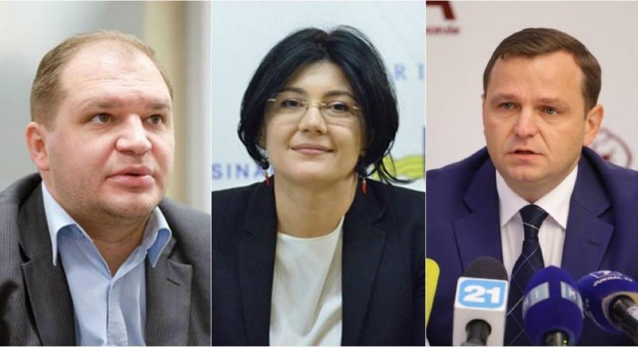 (live text/update) Alegeri locale în Chișinău 2018. Au fost procesate peste 50% din procesele verbale