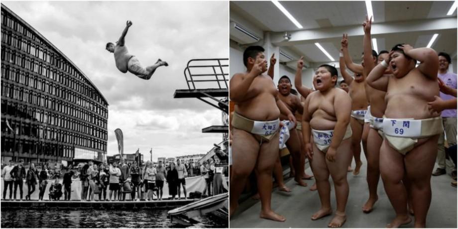 """(foto) Cine sunt câștigătorii concursului """"Pictures of the Year International"""", la categoria """"Sporturi de agrement"""" (12)"""