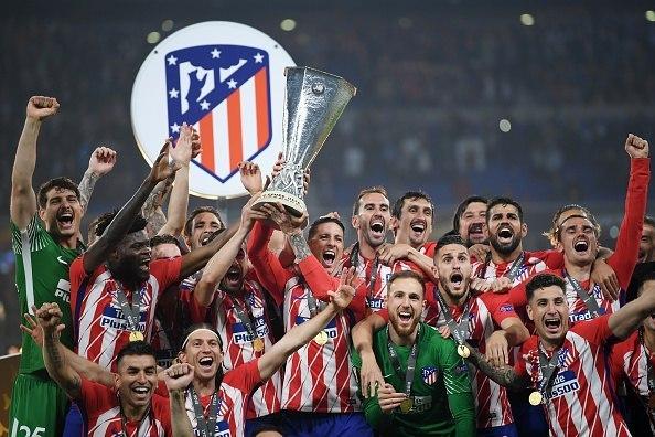 Atletico UEFA Europa League