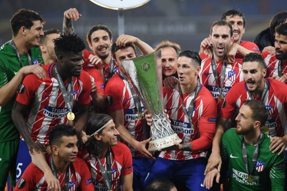 """(foto, video) """"Indienii"""" au învins din nou în Europa League. Torres a câștigat primul trofeu în carieră cu echipa Atletico Madrid"""