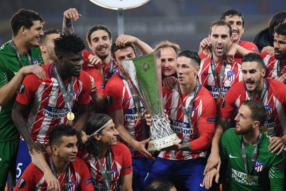 Atletico UEFA Europa League2